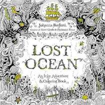 Set De 2 Libros Secret Garden Y Lost Ocean - Nuevos!