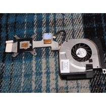 Ventilador Con Disipador Para Hp Dv6000 Numero 451860-001