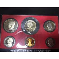 Us Mint Monedas Proof Caja Original De Coleccion