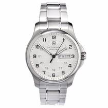 Reloj Victorinox Officers Acero Inoxidable Navaja 241551.1