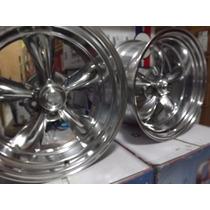 Rimes American Racing 18x9 Y 18x10 Progresivos Mustang