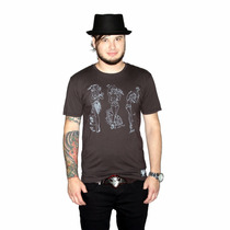 Sailor Jerry Playera Modelo Hula Rockabilly Tattoos