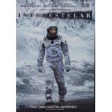 Interestelar Interstellar Christopher Nolan Pelicula Dvd
