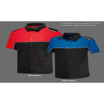 Uniforme Camisa Blusa Escuderia,serigrafia,bordadora