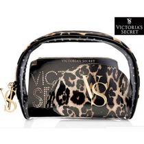 Si Envio Set 3 Bolsas Cosmeticos Victoria