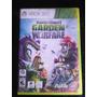 Plantas Contra Zombies Xbox 360 Pvz