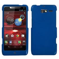 Funda Protector Motorola Razr Xt907 / Xt890 Azul