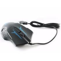 Mouse Gamers Óptico Alta Precisión Conexión Usb Cable