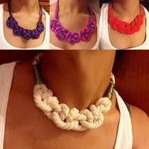 Collar, Joyería, Bisutería, Accesorio Mujer Modelo: Cumimo