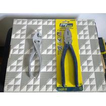 Pinzas De Electricista De 8 Pulgadas Foy Tools & Mecanico