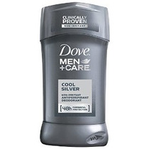 Dove Men + Care Plata Fresco Antitranspirante Y Desodorante