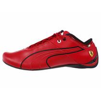 Tenis Puma Ferrari M1 Future Cat Vetel Rojo