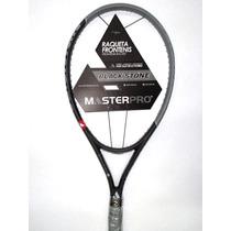 Raqueta Para Frontenis Master Pro Black Stone 2016
