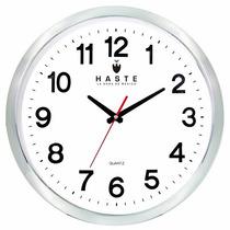 Reloj De Pared Marca Haste Mod.100514237a