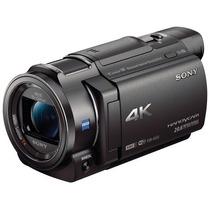 Videocamara Sony Ax33 4k Ultra Hd Dgv
