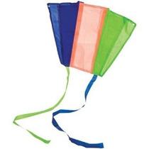 Toysmith Deluxe Bolsillo Kite (colores Varían)