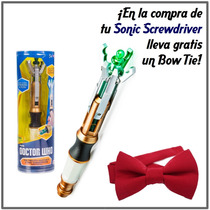 Doctor Who: Sonic Screwdriver Destornillador Doceavo 12vo