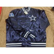 Nfl Dallas Cowboys Chamarra Talla Mediana - Vaqueros