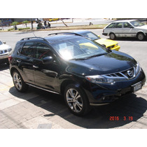 Nissan Murano 5p 3.5 Exclusive Cvt 2012
