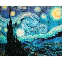 Lienzo,tela. Van Gogh, 50 X 60 Cm.