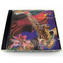 Temas Instrumentales Y Sonido Natural Cd Raro Seminuevo 1993