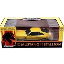 Greenlight 76 Ford Mustang 1:18 Stallion 2 Edicion Limitada
