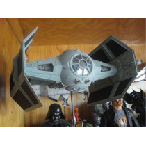 Tie Fighter Nave De Darth Vader 22 Cms Largo