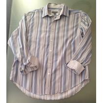 Camisa Caballero Johnston & Murphy Talla L (ir1504)