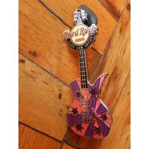 Hard Rock Cafe Pin Guitarra Destello Cabo San Lucas