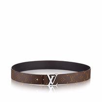 Cinturon Cinto Louis Vuitton Original 100% Nuevos Estilos