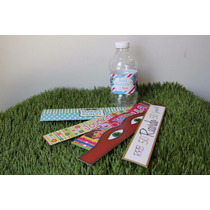 Etiquetas Botellas Agua Personalizadas