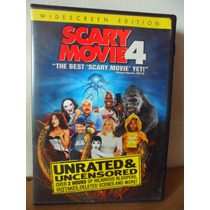 Scary Movie 4 Pelicula Dvd Import Anna Faris Leslie Nielsen