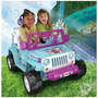 Frozen Jeep Power Wheels Edicion Limitada