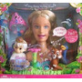 Barbie Island Princess Karaoke Rosella Styling Head