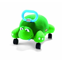 Carrito Montable Little Tikes Pillow Racers Tortuga Vv4