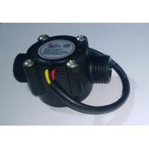 Sensor De Flujo De Agua 1/2 Pulgada, 1-30 L/min, Arduino,pic