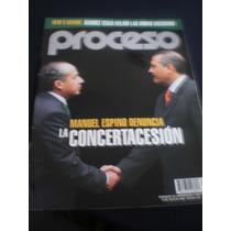 Proceso - Manuel Espino Denuncia La Concertacesión. N°1654