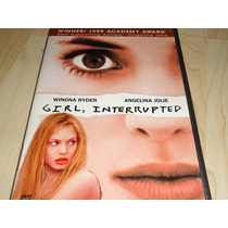 Dvd Inocencia Interrumpida Girl Interrupted Angelina Jolie