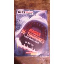 Libro Ataques De Tiburones Y Otros Animales Salvajes