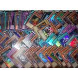 Lote De Cartas De Yugioh 200 Cartas, ¡¡ Envio Gratis!!