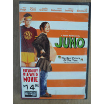 Juno Dvd Pelicula Import Movie Ellen Page - Jennifer Garner