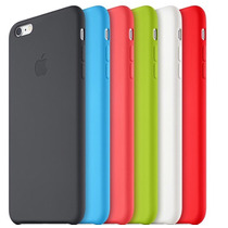 Funda Diseño De Apple Silicone Case Iphone 6 6s Plus