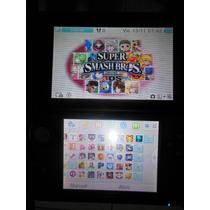 Nintendo 3ds Con Mas De 1100 Juegos - Envió Gratis