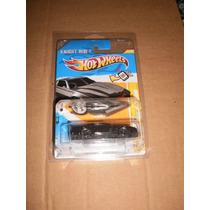 Hot Wheels Kitt 2012 Knight Rider Con Protector