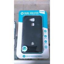 Combo Dual Holster Marca Mobo Para Huawei Mate 7