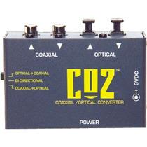 9900-50746-00 Convertidor Maudio Co2 Coaxial A Optical Avid