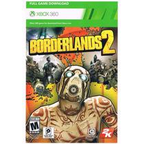 Borderlands 2 Para Xbox 360 Descargable Original Oferta
