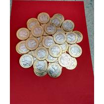 Monedas Conmemorativas De Veinte Pesos, De Veracruz