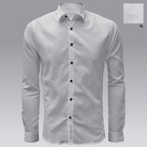 Camisa Eco-casual Tacto Seda Cgd133f153