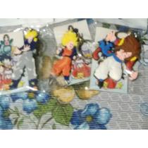 Llaveros Dragon Ball Z, Gt, Af.goku,vegeta,trunks,super Saya